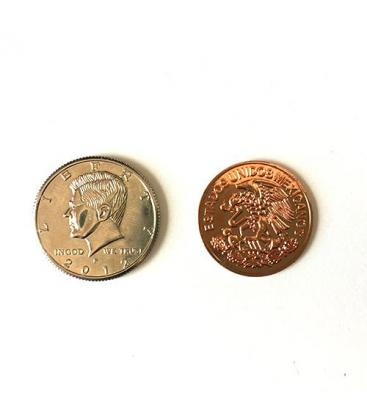 Scotch And Soda Coin -Plata Cobre ref.144