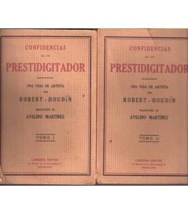 CONFIDENCIAS DE UN PRESTIDIGITADOR V.1Y V 2/*MAGICANTIC* 7