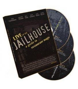 DVD LIVE AT THE JAILHOUSE /3 DVD