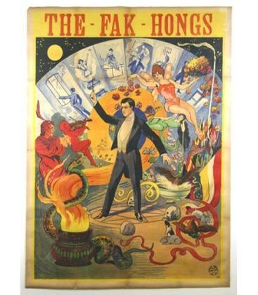 The Fak Hongs Snakes & Fire**Magicantic**