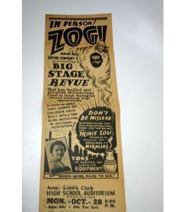 Zogi Broadside*Magicantic*
