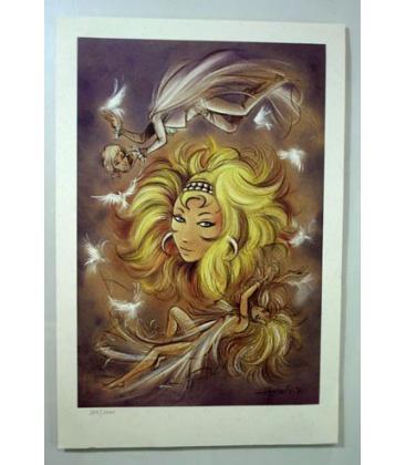 Hodges Beauty to Beast Ltd Edition Prin/Magicantic