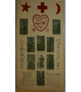 Buddha & Heartstone Magic Window Card/Magicantic