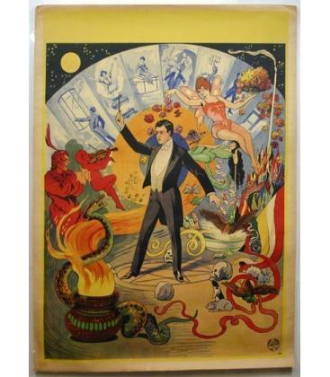 Friedlander Stock Poster /MAGICANTIC