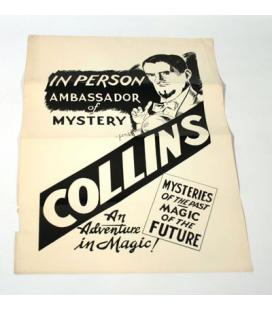 Collins Poster by Ed Mishell/Magicantic