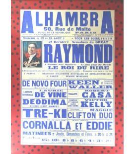 Raymond in Paris - Litho/Magicantic