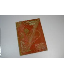 Will Goldston Catalogue - 1932/Magicantic