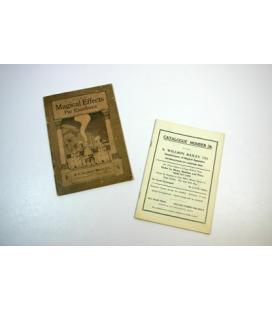 Gilbert Magic & Bailey Catalogs/Magicantic/3015