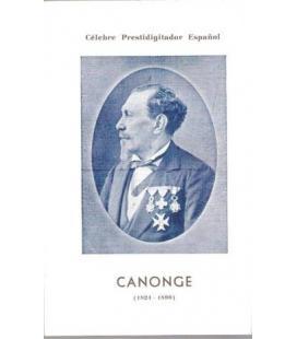 CANONGE POSTAL AÑOS 50/MAGICANTIC