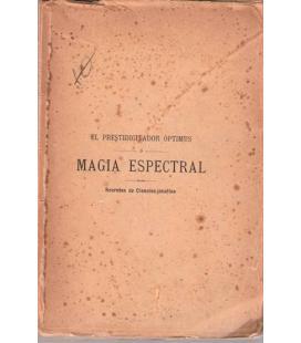 MAGIA ESPECTRAL/ PRESTIDIGITADOR OPTIMUS/MAGICANTIC/151