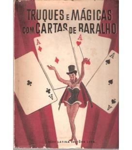 TRUQUES E MAGICAS COM CARTAS DE BARALHO/MAGICANTIC/150