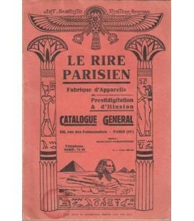 LE RIRE PARISIEN CATALOGUE GENERAL/MAGICANTIC/3019