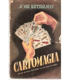 CARTOMAGIA DE JOSE KETZELMAN/MAGICANTIC/196