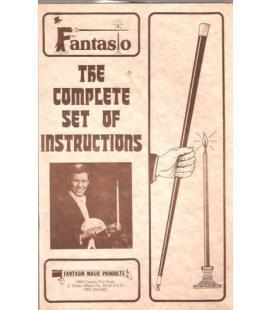 FANTASIO`S COMPLETE SET INSTRUCTIONS/MAGICANTIC/5162