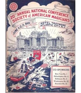 20 th ANNUAL NATIONAL CONFERENCE /MAGICANTIC/K31