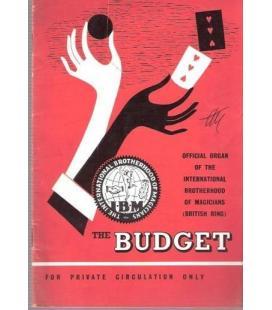 THE BUDGET I.B.M. JUNE 1963/MAGICANTIC K 12