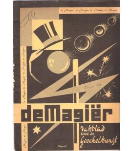 DEMAGIER Nº 9 JUNIO 1964 MAGICANTIC K- 20