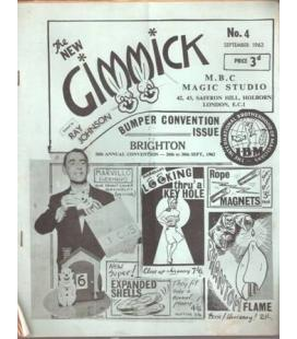 THE NEW GIMMICK Nº 4 LONDON/MAGICANTIC K-58
