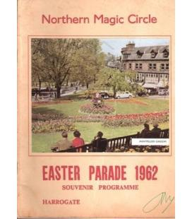 NORTHEM MAGIC CIRCLE EASTER PARADE 1962,/MAGICANTIC K 60