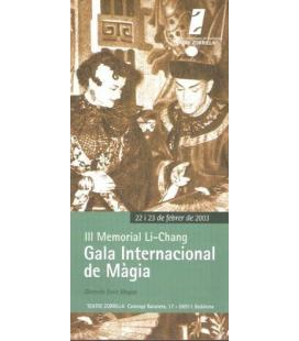 PROGRAMA GALA INTERNACIONAL III MEMORIAL LICHANG/MAGICANTIC/K65