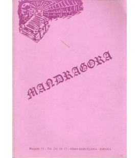 CATALOGO MANDRAGORA 1989 /MAGICANTIC K 92