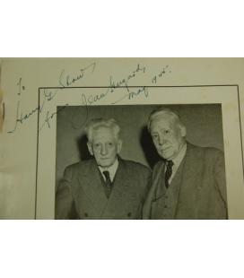 Jean Hugard Testimonial - Signed