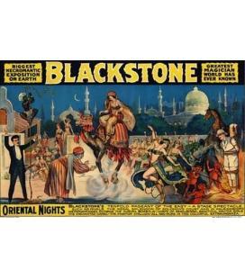 BLACKSTONE ORIENTAL NIGHTS74X54