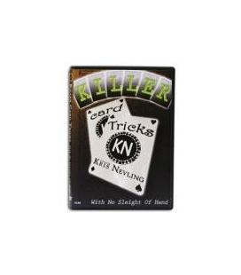 DVD* Killer Card Tricks With No Sleight Of Hand