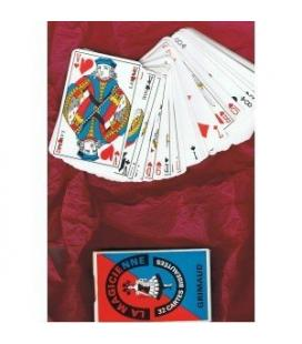 CARTAS BISELADAS GRIMAUD/32 CARTAS