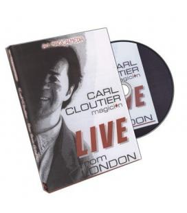 DVD *Carl Cloutier/Live From London