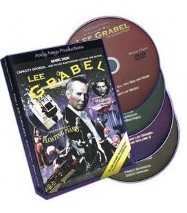 DVD *LEE GRABEL 4 DVD