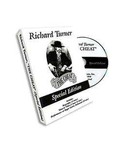 DVD *RICHARD TURNER THE CHEAT-SPECIAL EDITION