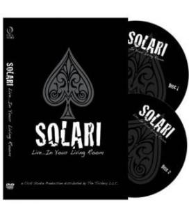 DVD *SOLARY LIVE IN YOUR LIVING ROOM/2 DVD