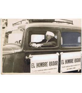 FOTO SR. GUASCH/EL HOMBRE RADAR