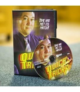 DVD QUICK TRICKS with Ben Salinas