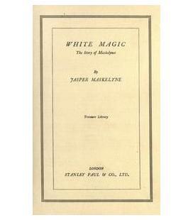 WHITE MAGIC BY JASPER MASKELYNE/MAGIC ANTIC 5268