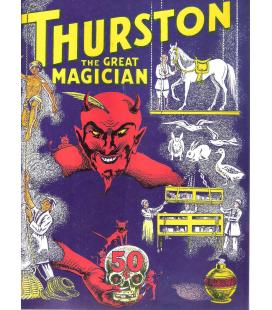 THURSTON THE GREAT MAGICIAN/PROGRAMA /MAGICANTIC/5100