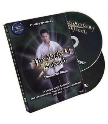 DVD The Magic Of Nefesch Vol. 2 by Nefesch and Titanas
