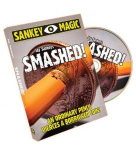 DVD Smashed by Jay Sankey