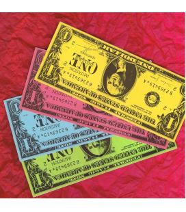 Billetes Cambio De Color/117