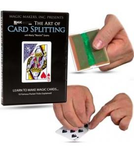 DVD* THE ART OF CARD SPLITTING