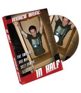 DVD IN HALF BY ANDREW MAYNE