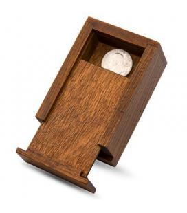 Caja Anillo O Moneda Rattle Box 128