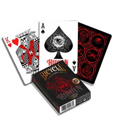 Bicycle - Hidden Playing Cards