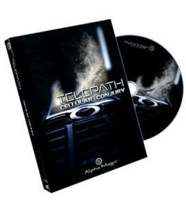 DVD *Telepath Cellular Conjuring/Alpha Magic