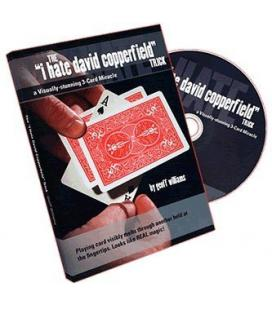 DVD The I Hate David Copperfield Trick