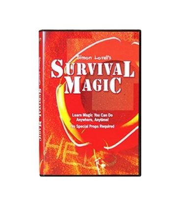 DVD SURVIVAL MAGIC