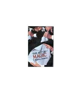 THE ART OF MAGIC/T.NELSON DOWNS/MAGICANTIC/5051
