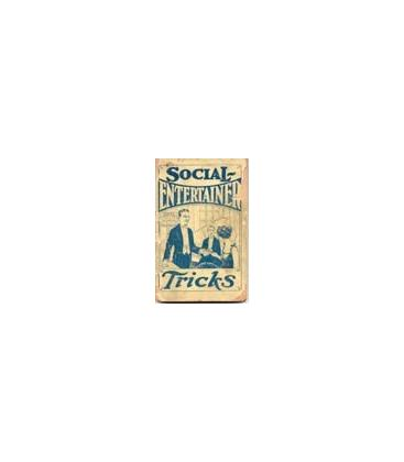 SOCIAL ENTERTEINER TRICKS/MAGICANTIC/5029