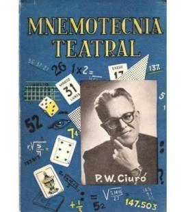 MNEMOTECNIA TEATRAL. P.W.CIURO/MAGICANTIC/77